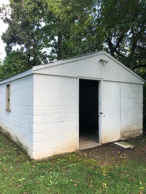 Shed Space in Capitol Heights (near Washington DC)